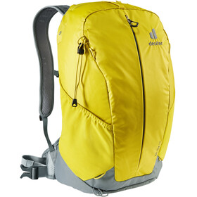 deuter AC Lite 23 Backpack, geel/grijs